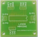 L293D Breakout Interfacing Board
