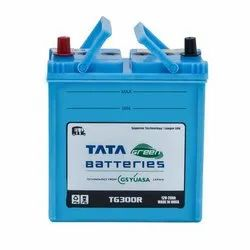 TATA Green TG300R 28Ah Car Battery, Voltage: 12 V, Capacity: 28 Ah