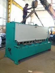 Hydraulic Sheet Metal Cutting Machine