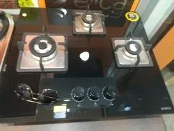 Three Burner Cooktop