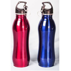 Corporate Metal Sipper Bottles
