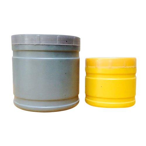 Round HDPE Jar