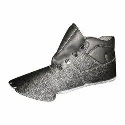 Everest Safety Black Lace Up Safety Shoe Upper