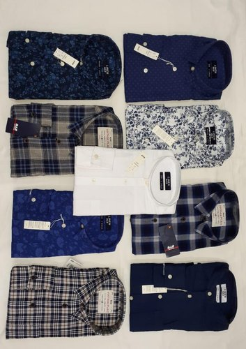 Mens Branded Formal Shirts
