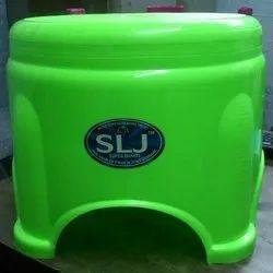 16 Plastic Bathroom Stool