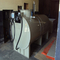 Diesel Tank with Mini Dispenser Machine