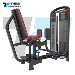 Abductor PIN Loaded Gym Machine