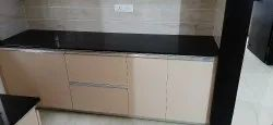 PU Coated Modular Kitchen