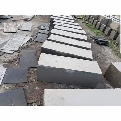 Side Walls Solid Lightweight Concrete Block, Size: 24 x 6 x 4""