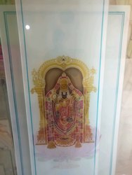 God Printed Glass