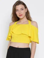 Stylish Yellow Top