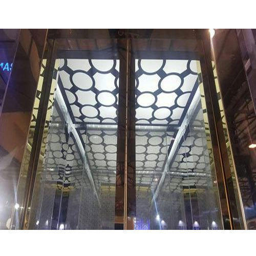 Simple Elevator False Ceiling, Usage: Household, Industrial Premises, Office Building, Hospital