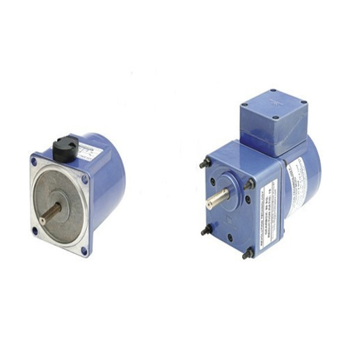 AC Gear Motors - AC Gear Motor : 25 Watt Manufacturer from Pune