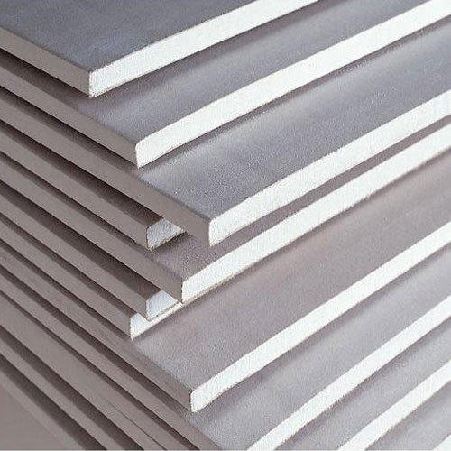 Moisture Resistant Gypsum Board, Thickness: 7 To 12 Mm