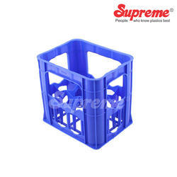 Blue Supreme PC-301 Bottle Crates, Capacity: 12X650X750 Ml