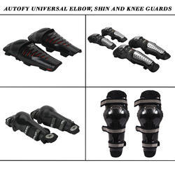145baa858a Autofy Riding Knee Elbow Guards For All Bike Riders