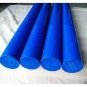 Blue MC Nylon Rod