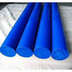 Blue MC Nylon Rod