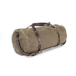 Omkar Plain Canvas Duffel Bag 338ca77075315