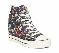 Carlton Multicolor Women Shoes Sneakers, Size: 3-8