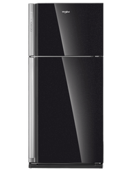 Whirlpool Carbon Black 585 L, 2 Star Two Door Frost Free Refrigerator