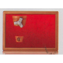 Premium Coffer Red Safety Locker