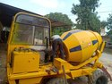 Ajax Fiori Self Loading Concrete Mixer On Rent