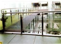 Nascent Stainless Steel Balcony Glass Railing