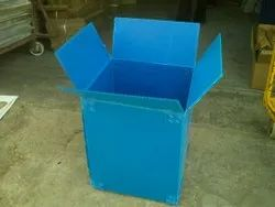 Plastic Recyclable Box