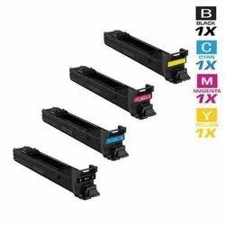Konica Minolta TN-318 Laser Toner Cartridges 4 Colour
