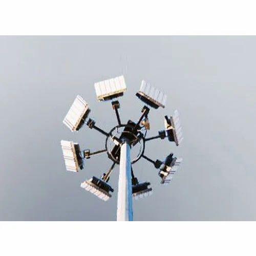 Light Industrial Unit Barnet: High Mast Industrial LED Light, 230 V, Rs 240000 /unit