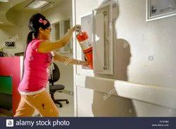 Hospital Use Fire Extinguishers