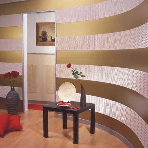 Pvc Decorative Wall Panels At Rs 55 Square Feet Wall