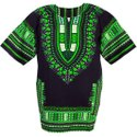 Cotton Casual Wear African Dashiki Shirt