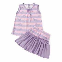 e90e7a08 Printed Machine Wash Girls Skirts & Tops
