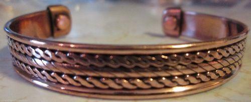Pure Copper Magnetic Bracelet