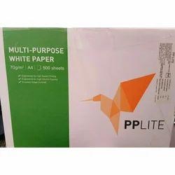 White PP Lite Paper