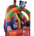 Jumping Bouncy Play Equipments - On Rent