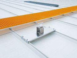 Fibre Roof Top Walkway