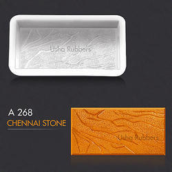 Silicon Chennai Stone Plastic Mould