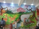 Mural Wall Painting