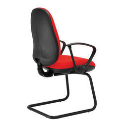 Visitor Exclusive Red Chair