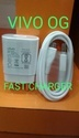 White Vivo Mobile Charger