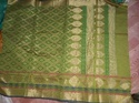 Handloom Banarasi Cotton Silk Saree