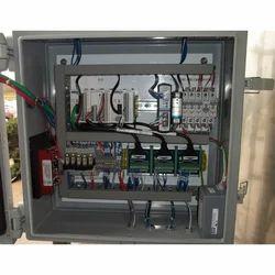 Three Phase PLC Automation Control Panel, IP Rating:IP40