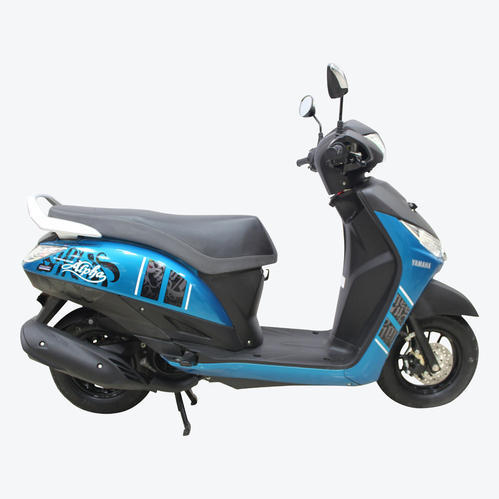 yamaha alpha scooty at rs 52836 piece yamaha scooter id 14669600712. Black Bedroom Furniture Sets. Home Design Ideas