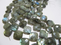 Labradorite Cushion Shape
