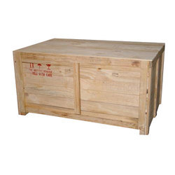 Pinewood Packaging Wooden Box