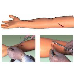 Advanced Surgical Suturing Nurse Training Arm Model