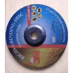 Round Black 4 inch DC Wheel, Thickness: 1-10mm